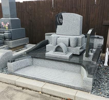 墓石セット「シルエット」