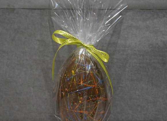 Milk Chocolate Egg with Mini Eggs