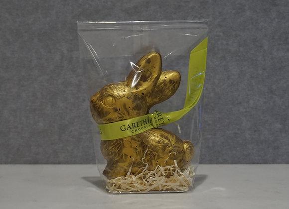 Caramelised Milk Chocolate Bunny