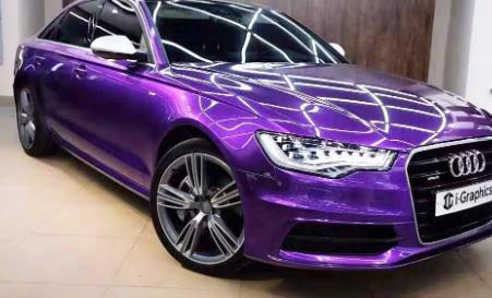 RB20 Midnight Purple car