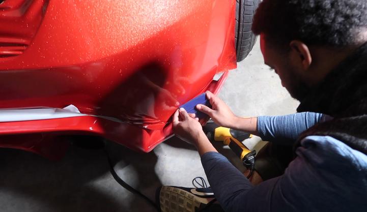 Car Wrap - Advanced Workshop