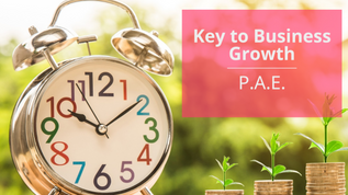 Why P.A.E. is the Key to Business Growth?