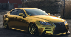 CHM02E Yellow Goldcar