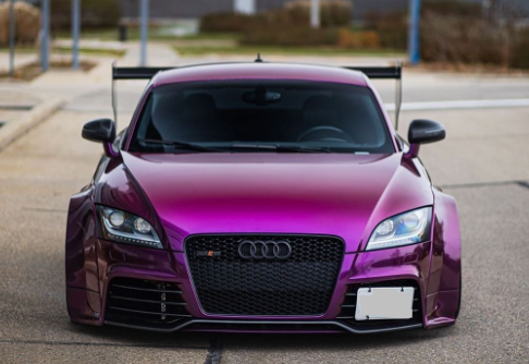 RB04 Passionate Purple Car