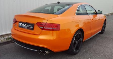 RB19 Deep Orange car