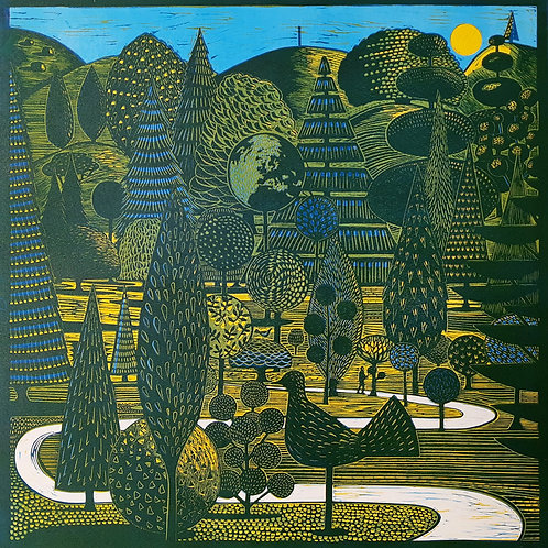 Kit Boyd - The Topiarist
