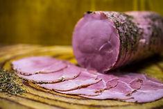Provensálská šunka (Šunka vysoké kvality s provensálským kořením)