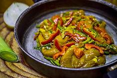 Čína (Masová směs na čínu z kuřecího či vepřového masa se zeleninou, výroba na objednávku)