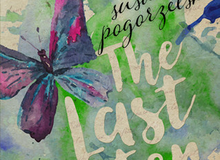 The Last Letter: Cover Reveal