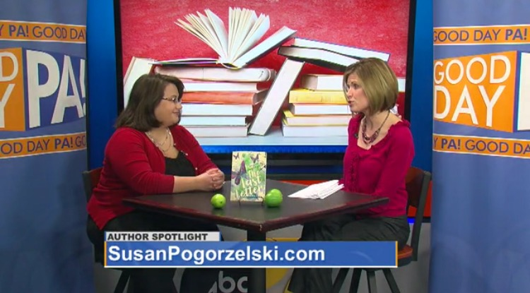 GoodDayPA Author Spotlight (Screencaps) - 2