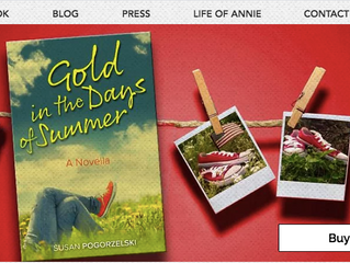 Newly Revamped Book Site!