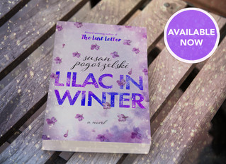 LILAC IN WINTER: A NOVEL, NOW AVAILABLE!