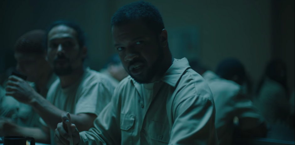 """Michael Andreaus in """"WHEN THEY SEE US"""" (Netflix)."""