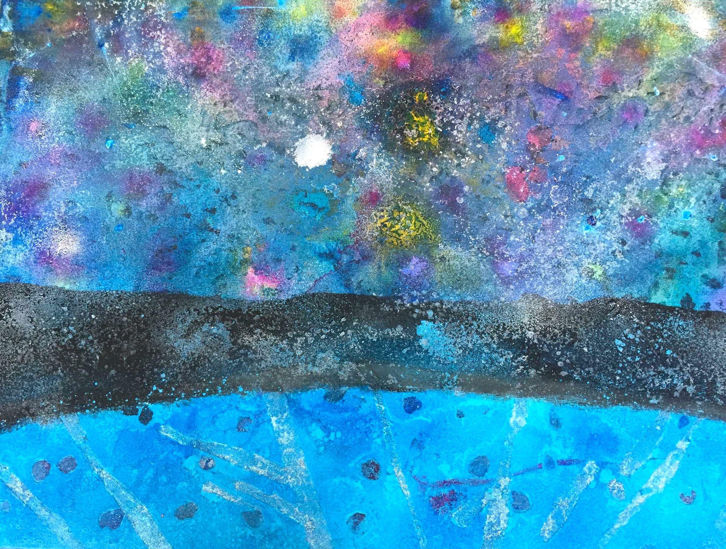 Ghost Bridge Nebula