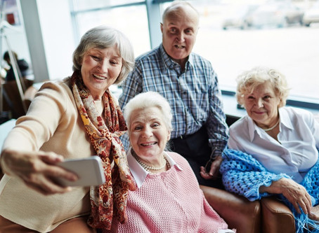 Social Connectedness for Seniors