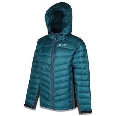Greys Micro Quilt Jacket Petrol