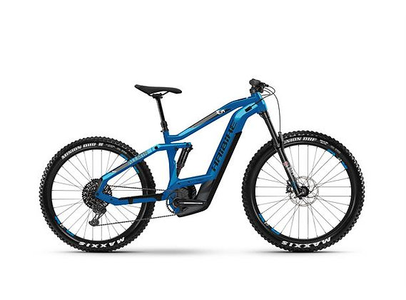 "Haibike Xduro AllMtn 3.0 M 27,5"", blå/sort, BCXP i625Wh"