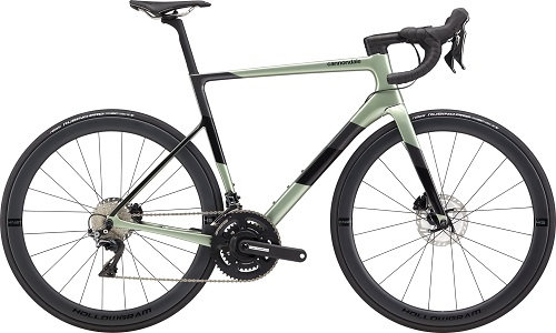 Cannondale SuperSix EVO Hi-Mod Disc Dua Ace