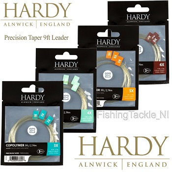 Hardy Copoly Precision 9 ft 3 pc
