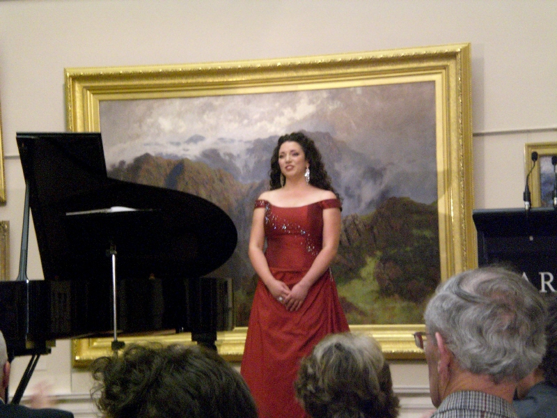 Art Gallery of NSW Recital