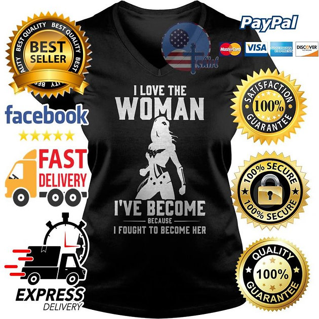 the woman i ve become