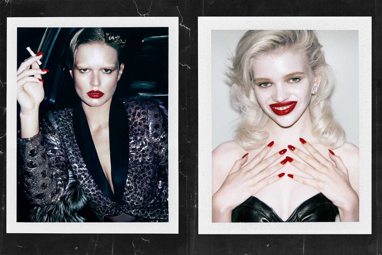 Steven Klein + Italian Vogue