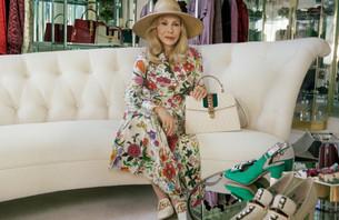 Petra Collins + Gucci