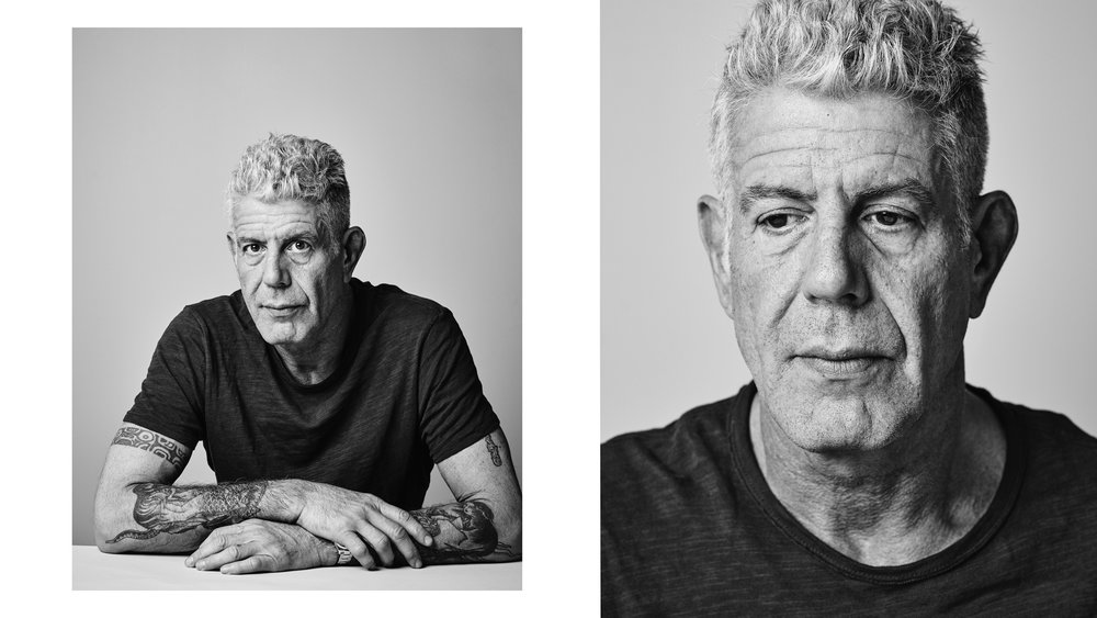 Christopher Sturman + A. Bourdain