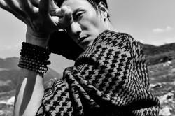 Nathanial Goldberg + Vogue China