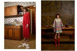 Peter Schlesinger + Gucci