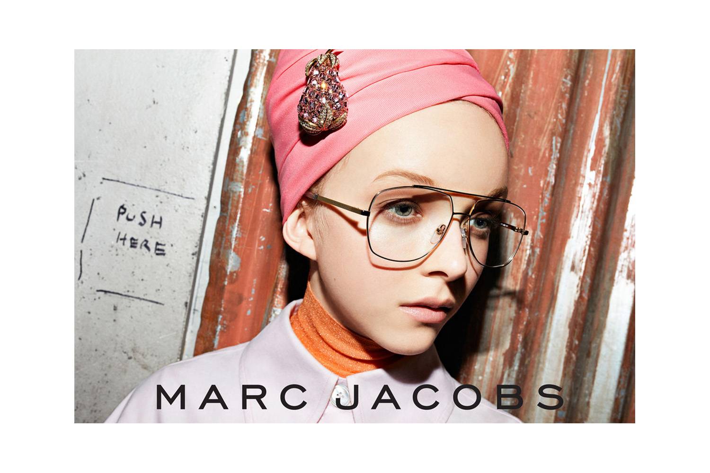 Maciek Kobielski + Marc Jacobs