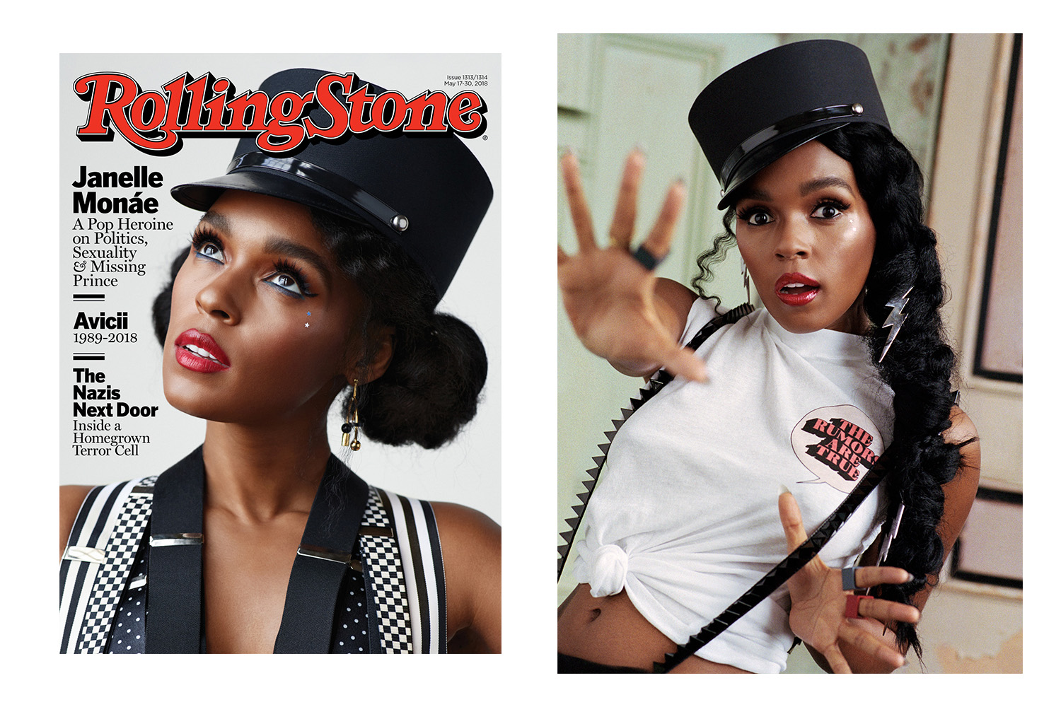 Matt Jones + Janelle Monáe