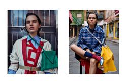 Drew Jarrett + Vogue Poland