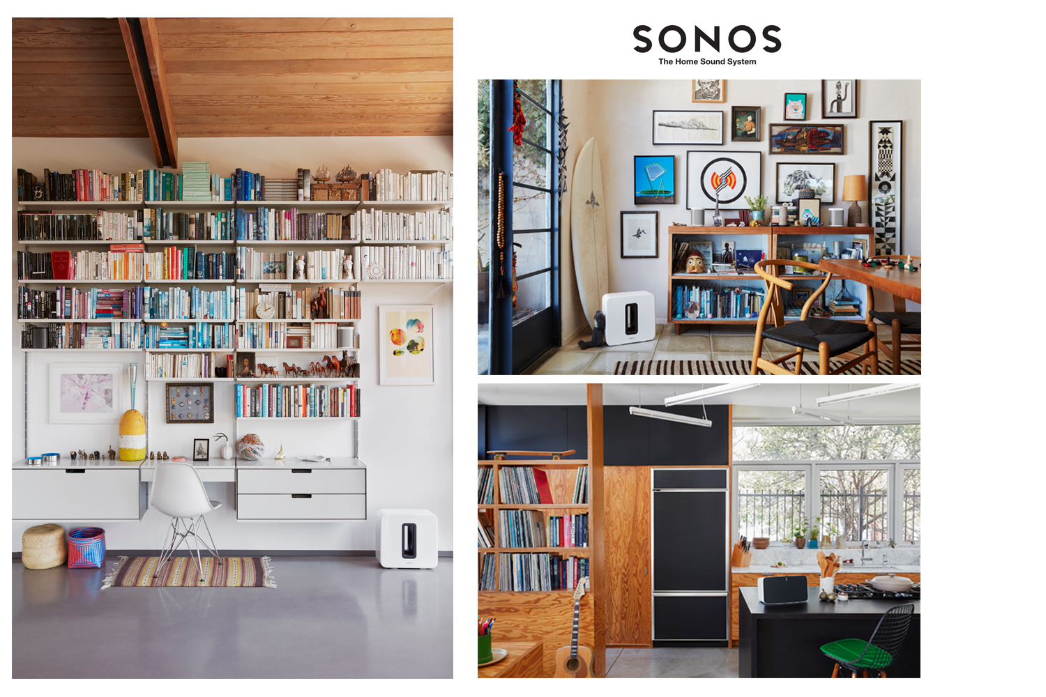 Christopher Sturman + Sonos