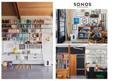 Christopher Sturman + Sonos