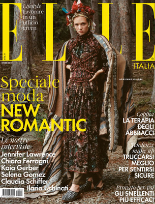 Matt Jones + Elle Italia