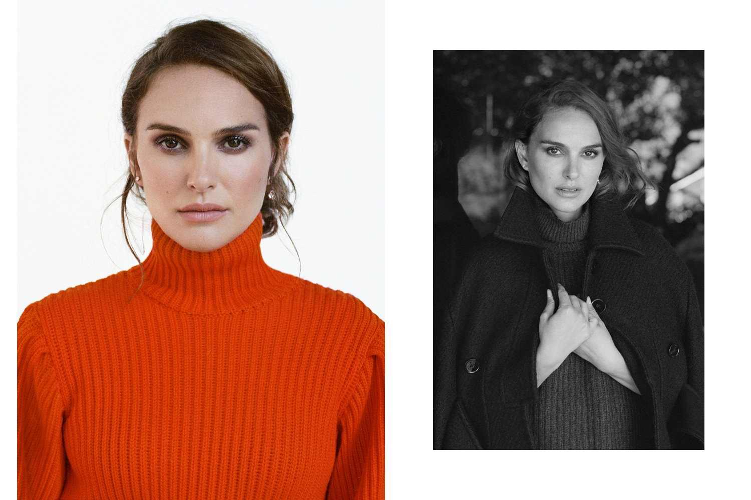 Matt Jones + Natalie Portman