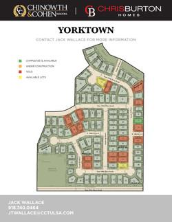 Yorktown Plat
