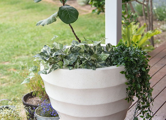 Natural Beehive Feature Pot