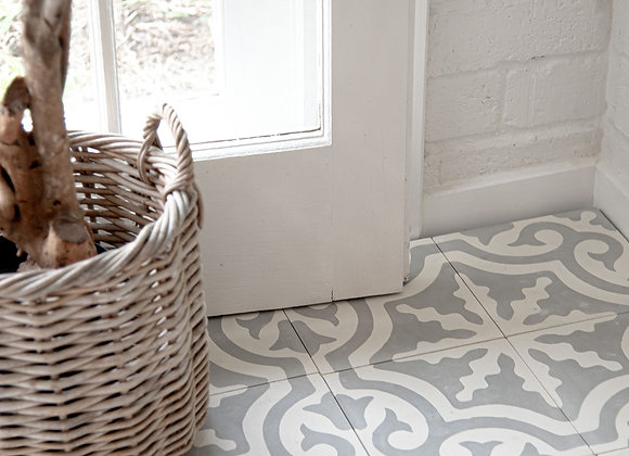 Decorative Moroccan-Inspired Tile