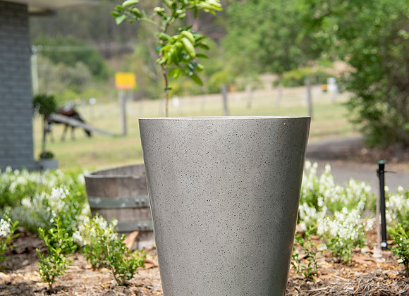 Stylish Grey Feature Pot