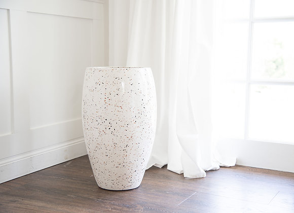 Spotted Earth Feature Pot