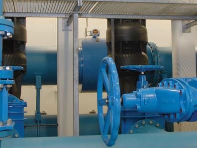 Medición de flujo en plantas de tratamiento de agua residual
