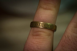 Laser Jewelry Engraving