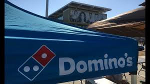 Look for the Domino's Tent on May 6th for Give Aways, Prizes, Raffles, and more!