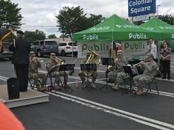 Army Brass Performs