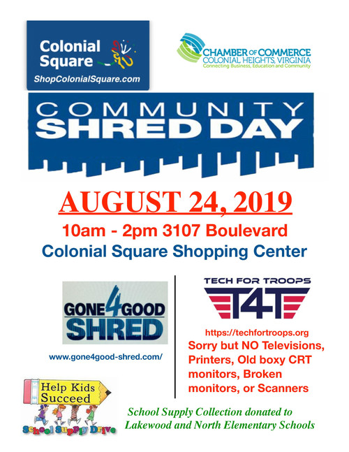 Community Shred Day!