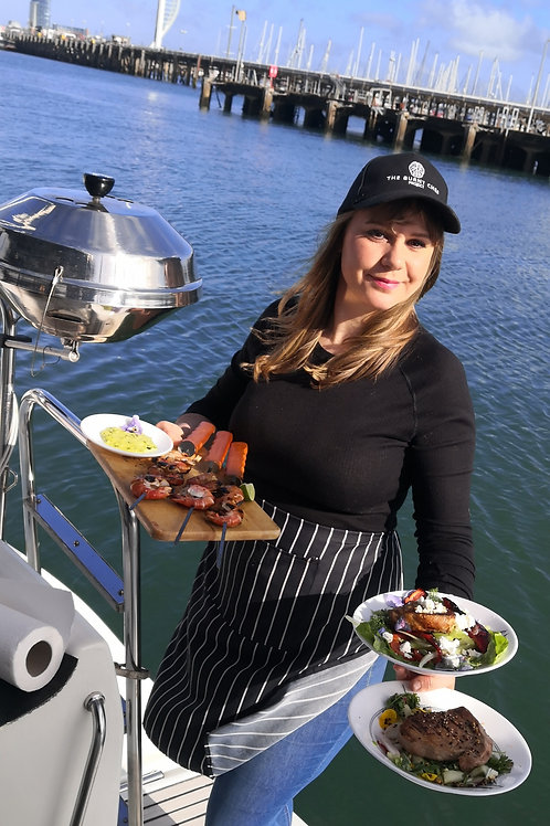 Sustainable Seafood Demo & Dine - Pop Up Food Experience 6:45 to 9:30PM