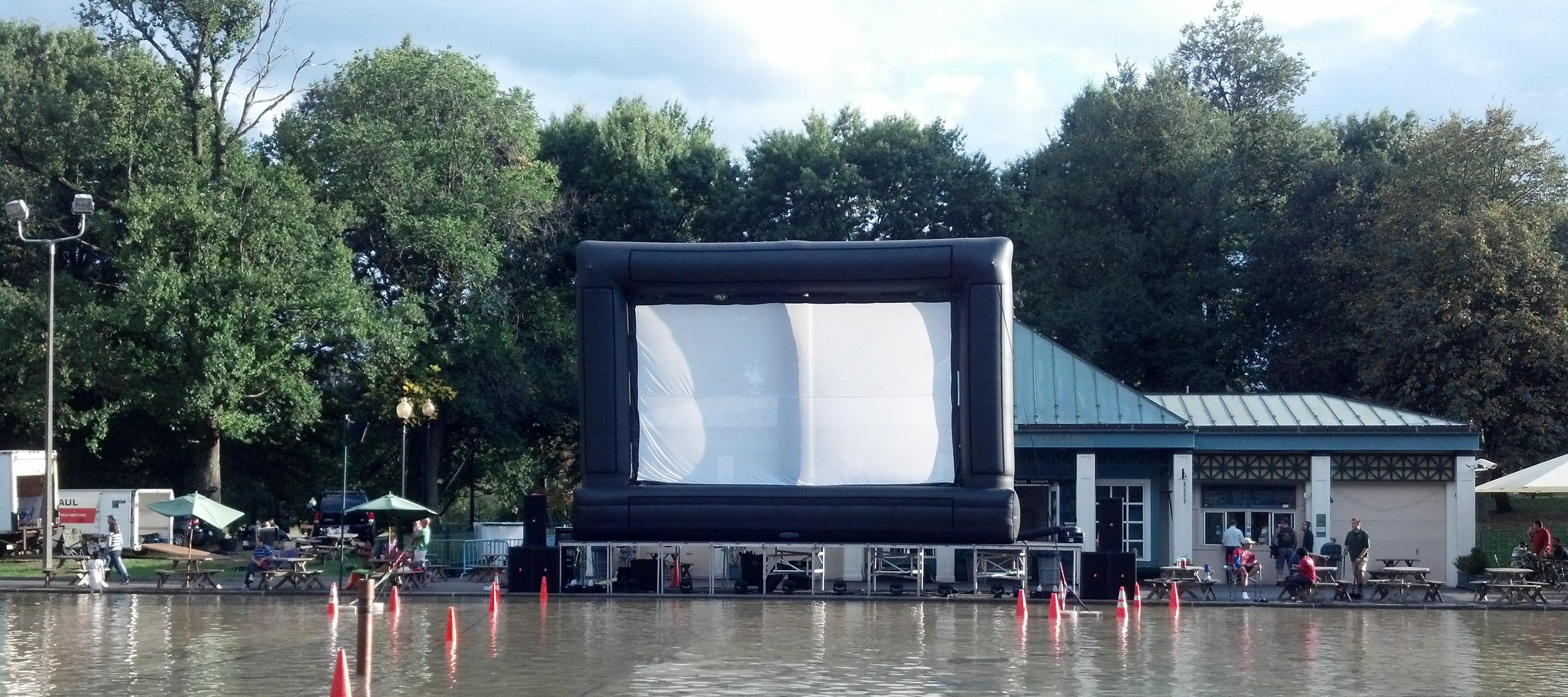 Boston Screen Setup