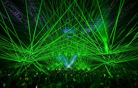 Laser Light Show Company - Provider of Laser Shows